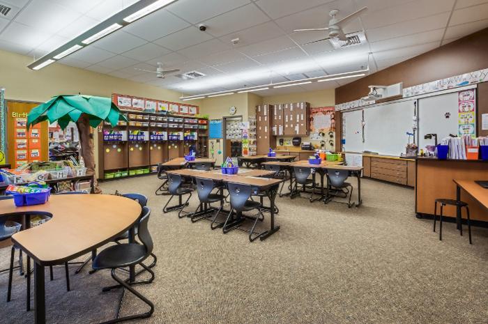Blairwood_Elementary_classroom