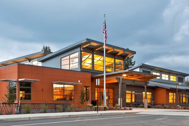 CAG Creekside Elementary School