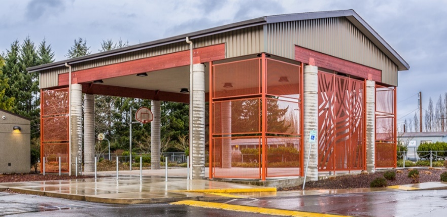 Cornerstone Architectural Group Nisqually Middle School