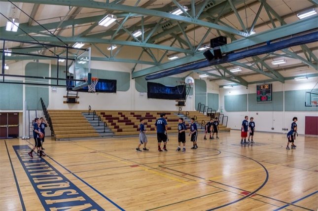 Cornerstone Architectural Group Nisqually Middle School gym