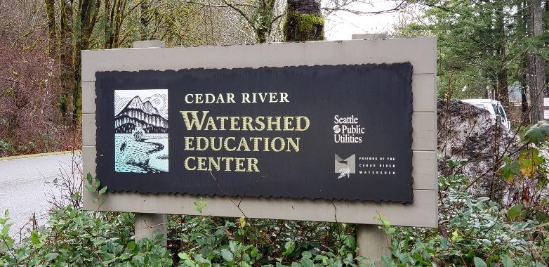 Cedar River Watershed Education Center Water Intrusion Repair