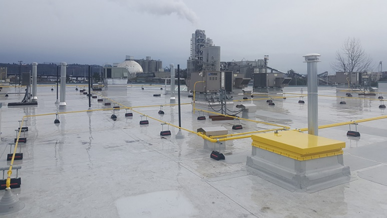 T102 Harbor Marina Corporate Center Roof Replacement
