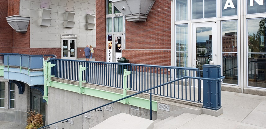 Washington State History Museum Plaza Deck Waterproofing