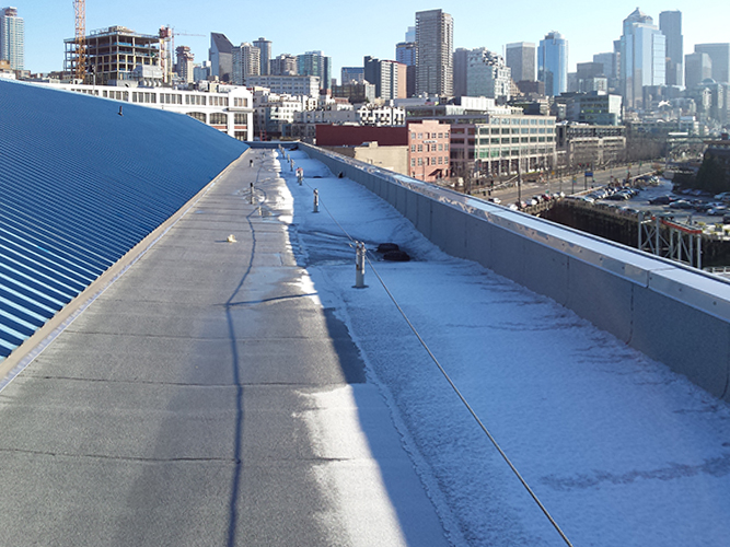 Pier 69 Roof Replacement