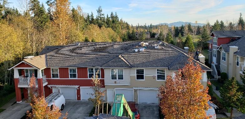 Compass Point Condominium Roof Replacement
