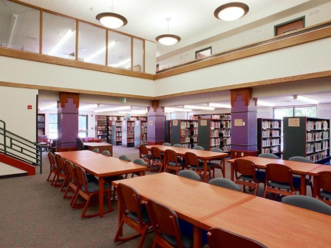 Peninsula High School Renovation