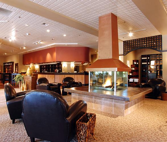 Columbia Winery tasting room
